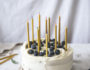 Gateau à étages à la banane, coco, myrtilles - Ophelie Lauret - Ophelie's Kitchen Book-6