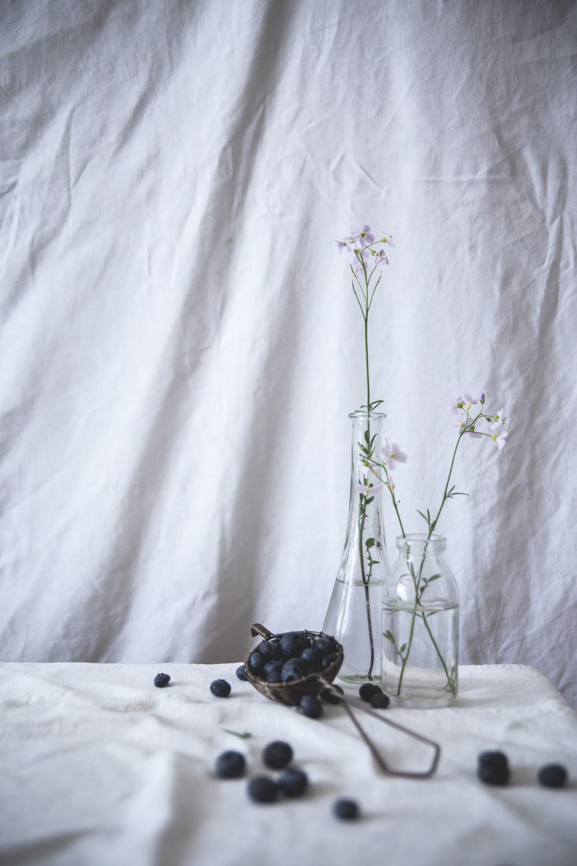 Gateau à étages à la banane, coco, myrtilles - Ophelie Lauret - Ophelie's Kitchen Book-8