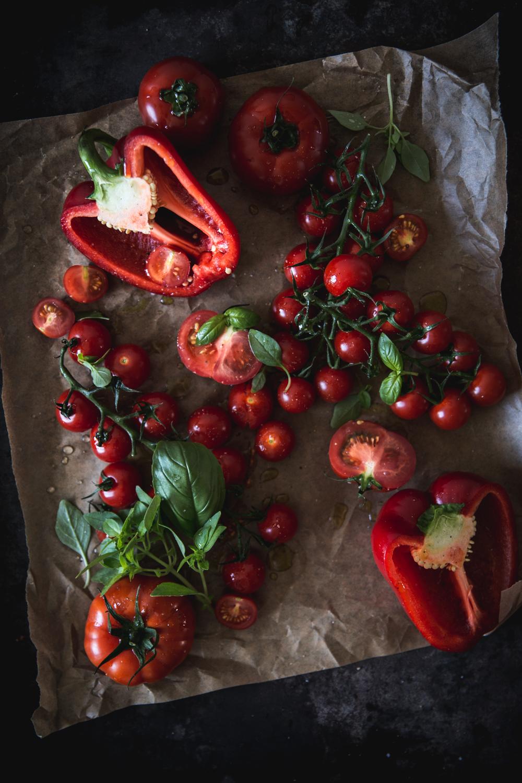Soupe froide aux tomates rôties 1 - Ophelie Lauret - ophelie's Kitchen Book-6