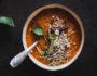 Soupe froide aux tomates rôties - Ophelie Lauret - ophelie's Kitchen Book-12