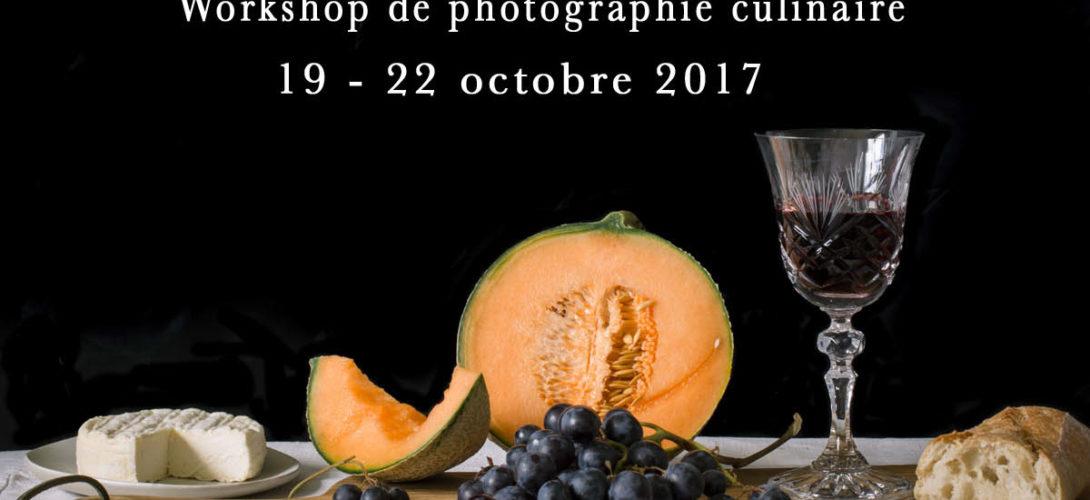 Workshop photographie culinaire - Ophelie's Kitchen Book - Ophelie Lauret