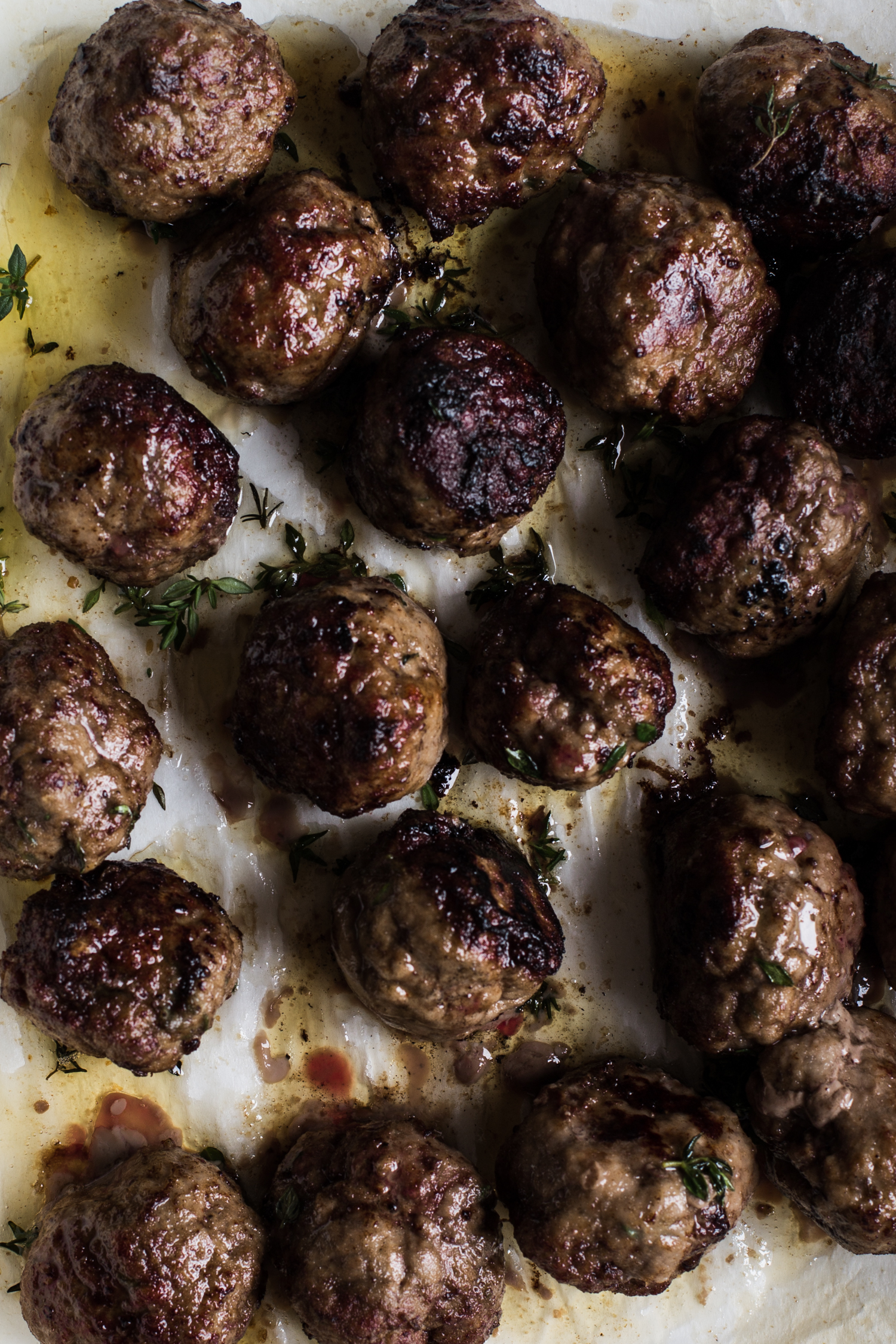 Boulettes de boeuf - Prep, Eat, Meal - Kitchen Aid - Ophelie's Kitchen Book -Ophelie Lauret-9