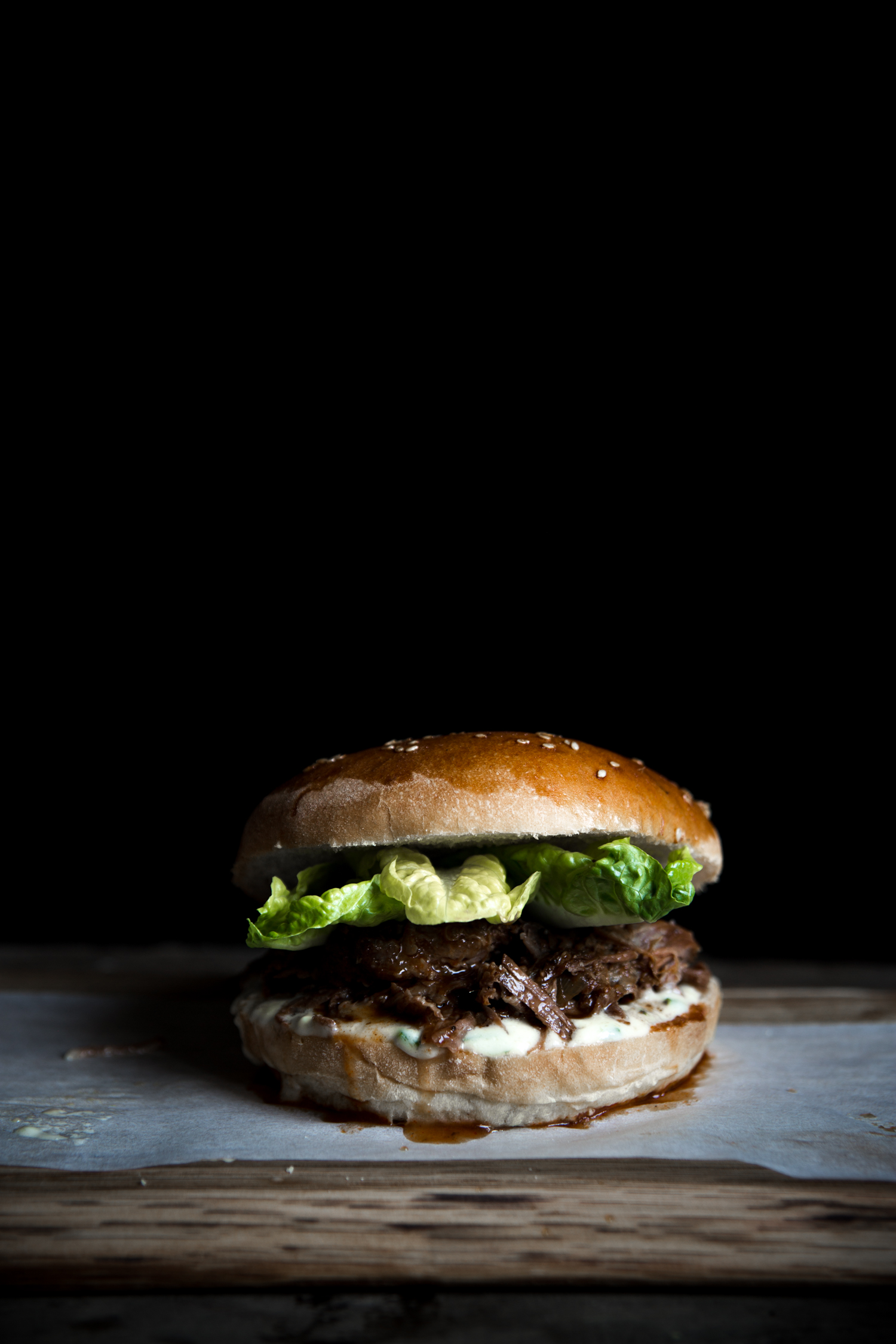 Burger de sanglier éffiloché - Ophelie Lauret - Ophelie's Kitchen Book-11