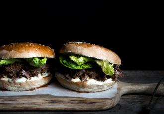 Burger de sanglier éffiloché - Ophelie Lauret - Ophelie's Kitchen Book-15