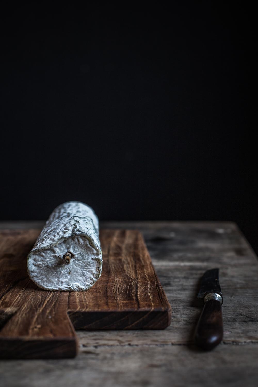 Polenta crémeuse au Saint-Maure - Ophelie's Kitchen Book -Ophelie Lauret-9