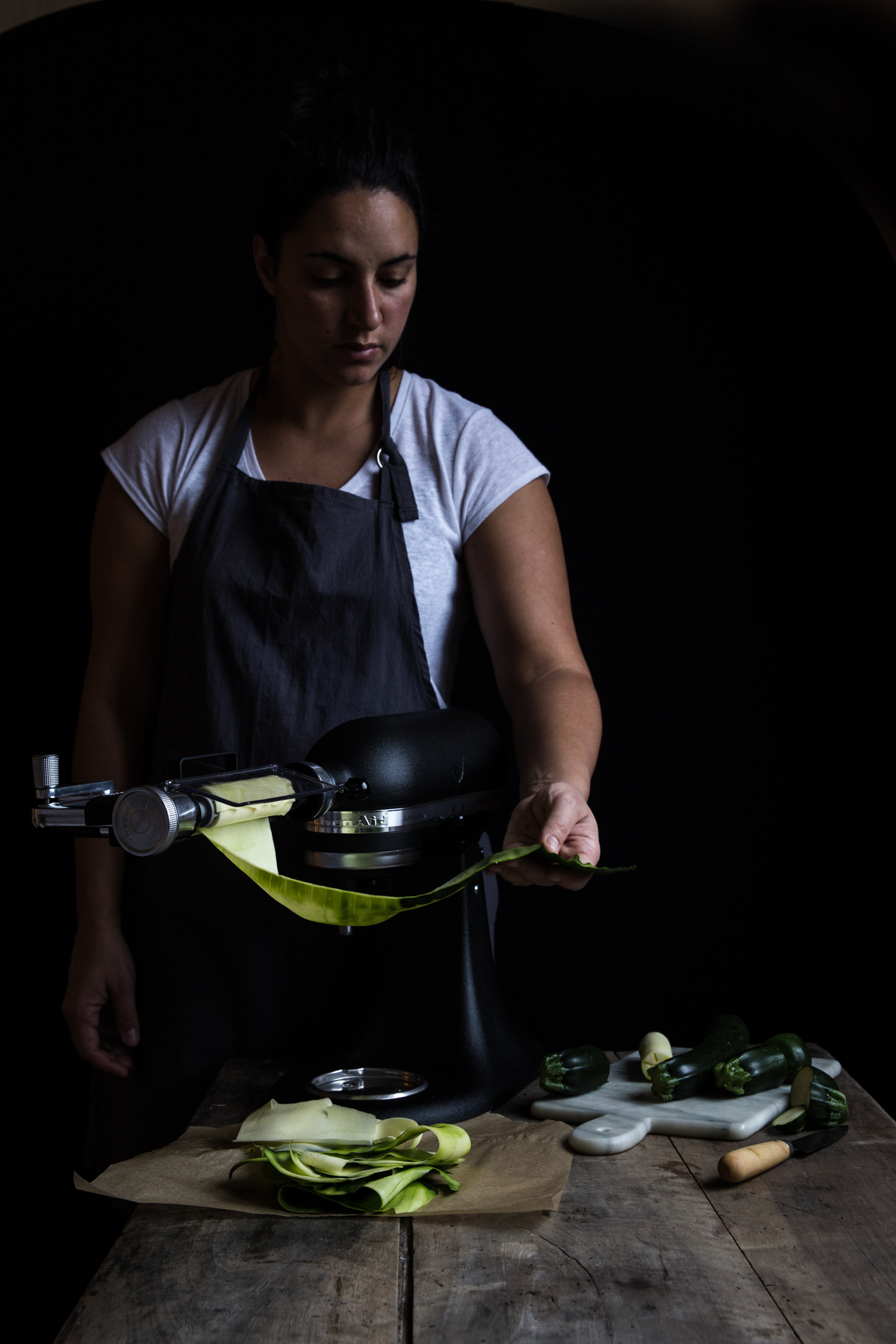 Rouleaux de courgettes au four - Prep, Eat, Meal - Kitchen Aid - Ophelie's Kitchen Book -Ophelie Lauret-2
