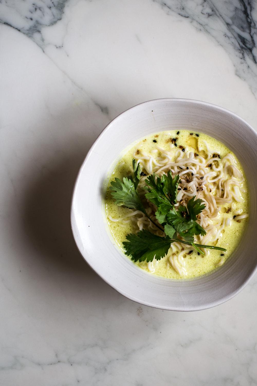 Soupe au lait de coco & ramen - Ophelie's Kitchen Book -Ophelie Lauret-3