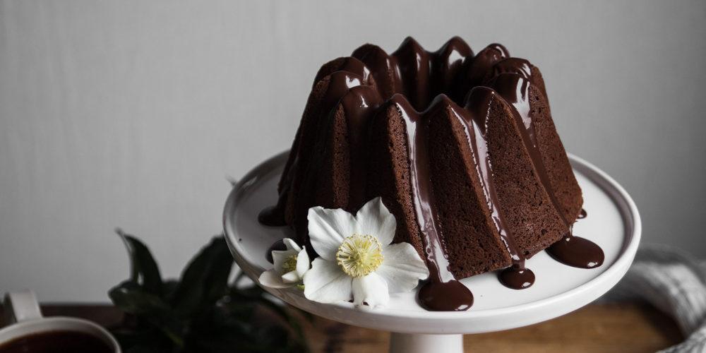 Bundt cake tout chocolat - Ophelie's Kitchen Book - Ophelie Lauret-21