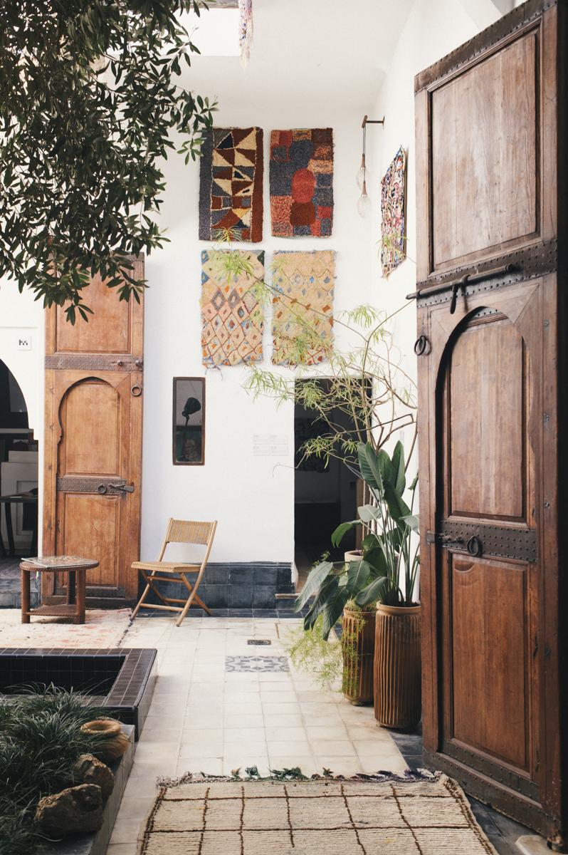 Marrakech-musee boucharouite_1