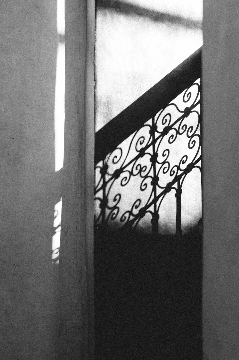 Marrakech-ombre et lumière
