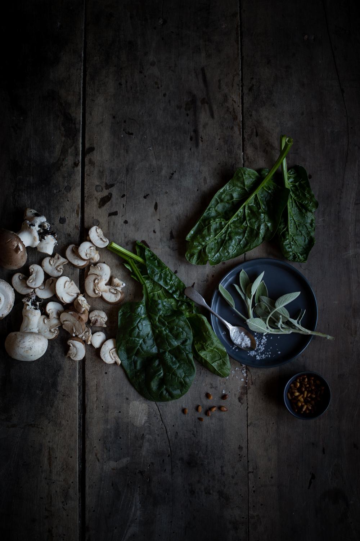 Polenta crémeuse au Sainte-Maure de Touraine - Ophelie's Kitchen Book -Ophelie Lauret-10