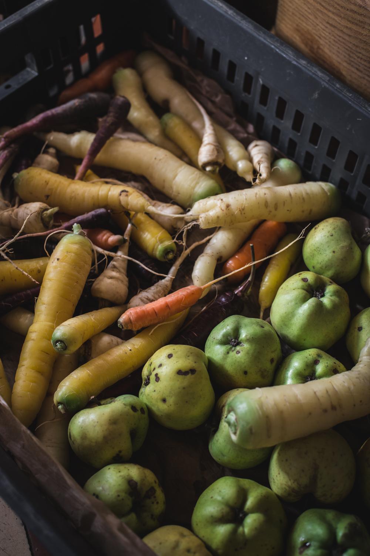 Déjeuner sur les terres d'Alain Passard - Ophelie's Kitchen Book - Ophelie Lauret-3