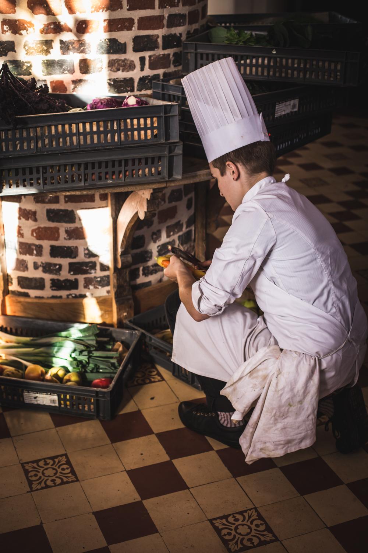 Déjeuner sur les terres d'Alain Passard - Ophelie's Kitchen Book - Ophelie Lauret-4