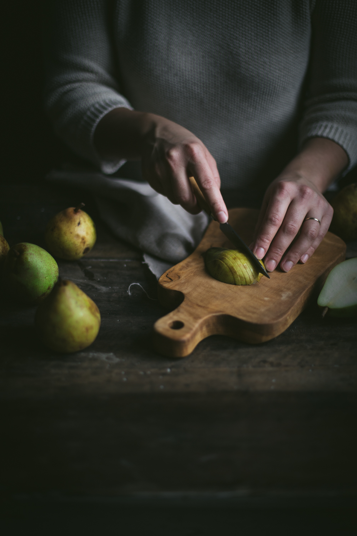 Tarte rustique aux poires - Ophelie's Kitchen Book - Ophelie Lauret-11