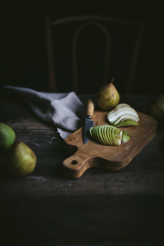 Tarte rustique aux poires - Ophelie's Kitchen Book - Ophelie Lauret-13