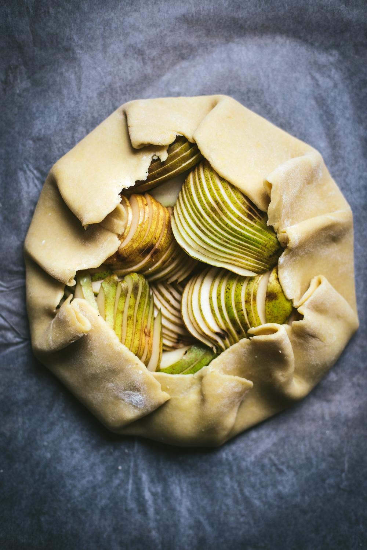 Tarte rustique aux poires - Ophelie's Kitchen Book - Ophelie Lauret-17