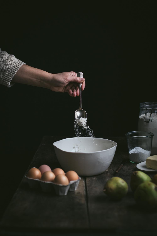 Tarte rustique aux poires - Ophelie's Kitchen Book - Ophelie Lauret-2