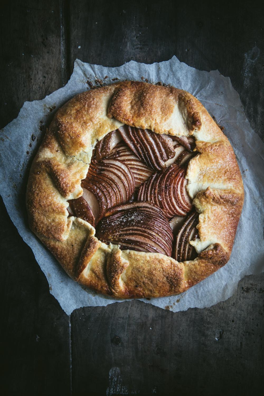 Tarte rustique aux poires - Ophelie's Kitchen Book - Ophelie Lauret-20