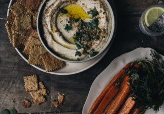 Houmous de pois chiches parfait - Ophelie's Kitchen Book - Ophelie Lauret-3
