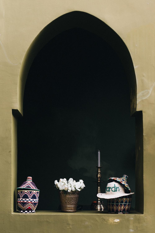 Le Jardin Restaurant Marrakech - Ophelie's Kitchen Book - Ophelie Lauret
