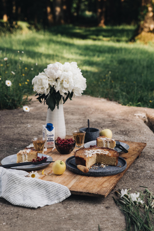 Gateau renversé aux pommes - Ophelie's Kitchen Book - Ophelie Lauret-2