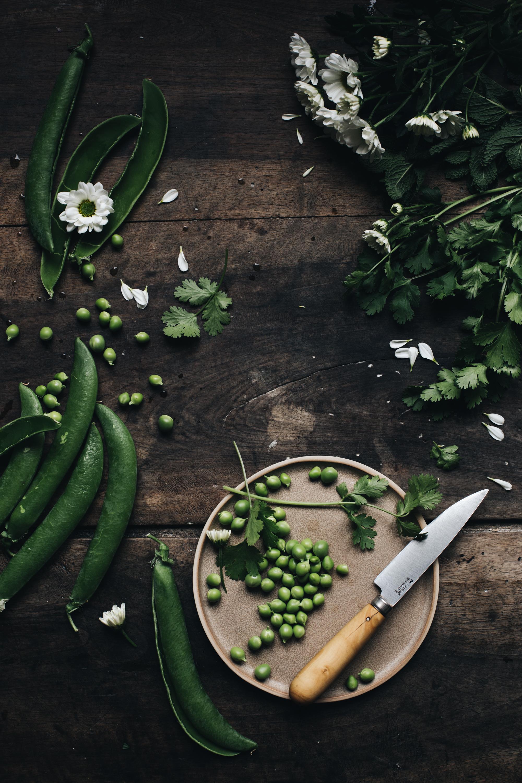 tartine sans gluten burrata & herbes & petits pois - Maison Louno - Ophelie's Kitchen Book-5