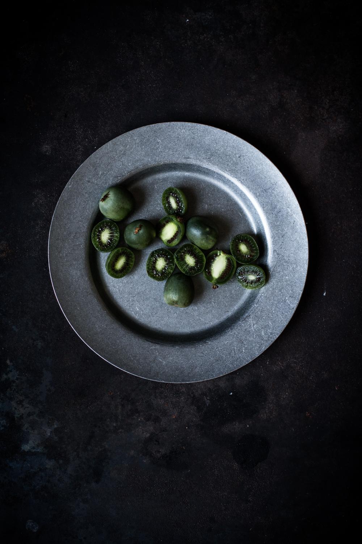Tartelette petit-déjeuner au Nergi (baby kiwi) - Ophelie's Kitchen Book