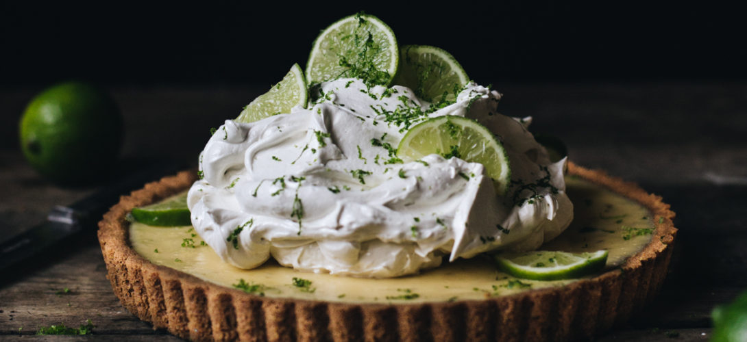 Key Lime Pie, tarte au citron vert - Ophelie's Kitchen Book-11