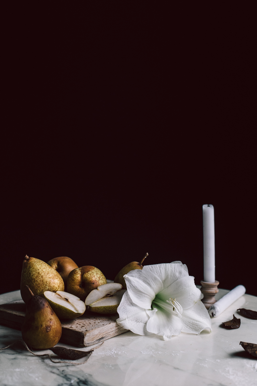 Gateau moelleux aux poires - Ophelie's Kitchen Book_-10