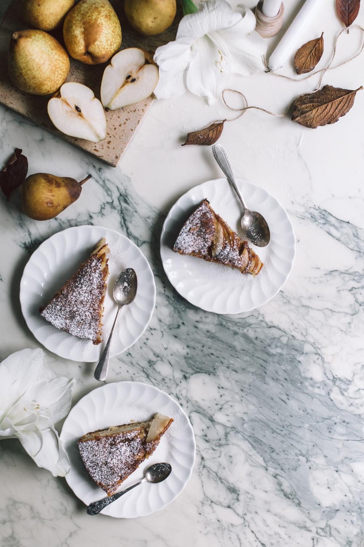 Gateau moelleux aux poires - Ophelie's Kitchen Book_-15