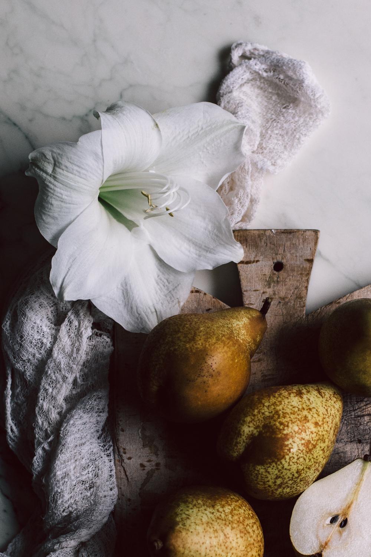 Gateau moelleux aux poires - Ophelie's Kitchen Book_-2