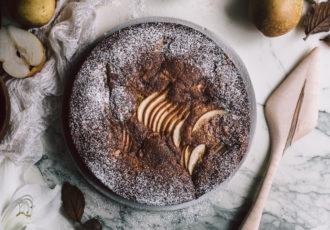 Gateau moelleux aux poires - Ophelie's Kitchen Book_-21