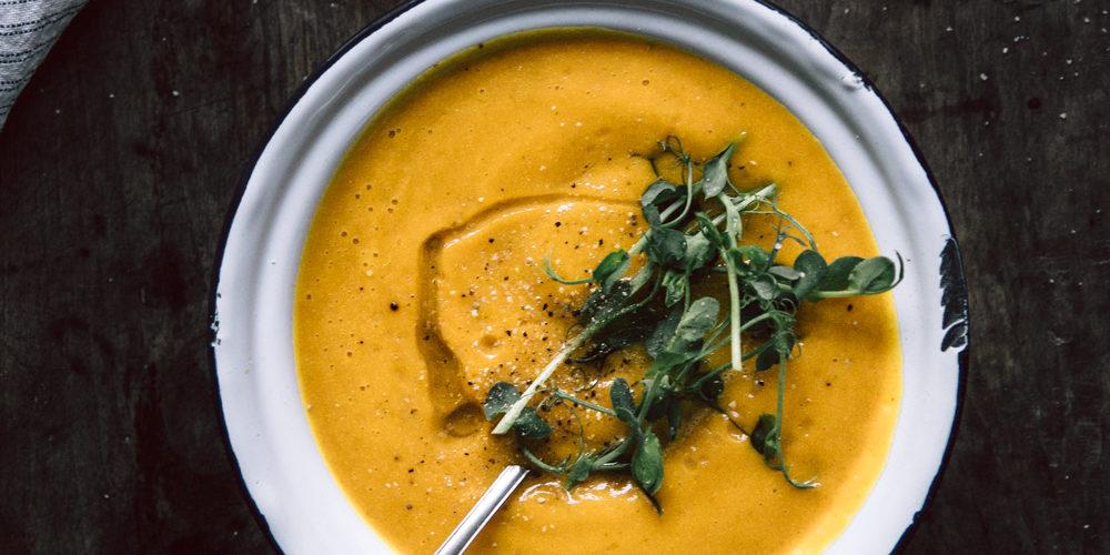 Velouté de potimarron et buttercup - Ophelie's Kitchen Book-10