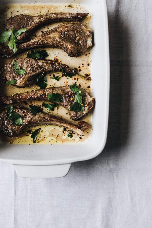 Côtelettes d'agneau rôties aux épices - Ophelie's Kitchen Book-5