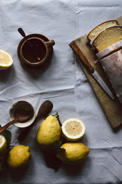 Cake au citron moelleux et acidulé - Ophelie's Kitchen Book-18