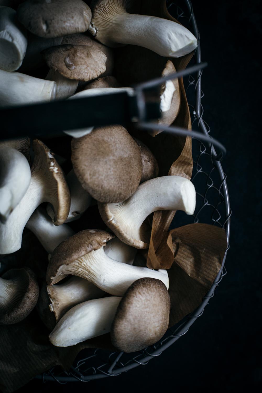 Bruschettas aux champignons et ricotta - Ophelie's Kitchen Book-4