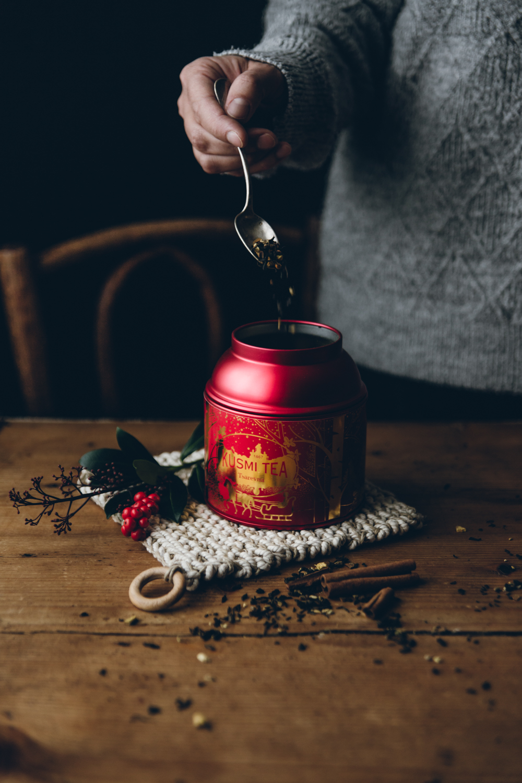 Thé de Noël Tsarevna Kusmi Tea